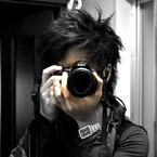 NIKON NIKON D5000で撮影した人物(Nikonと俺)の写真(画像)