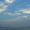 名古屋港の空