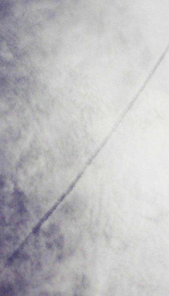 消滅飛行機雲