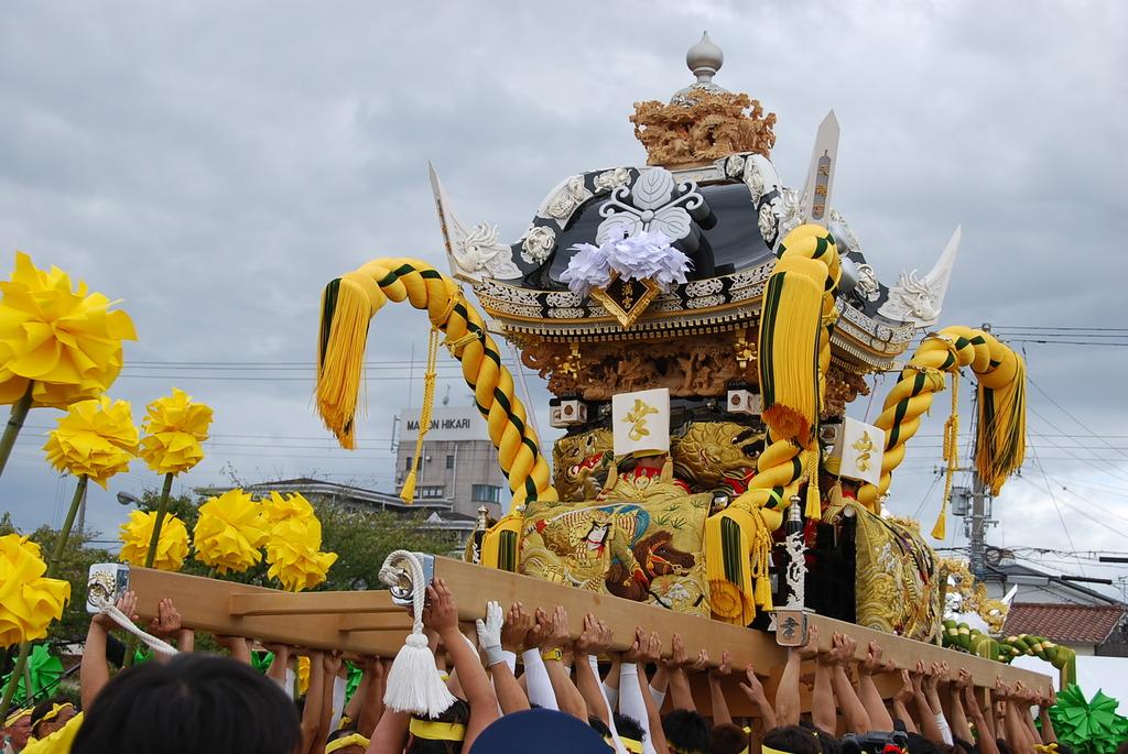 飾磨恵美酒宮秋祭り