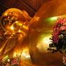 NIKON NIKON D70で撮影したインテリア・オブジェクト(大寝釈迦仏)の写真(画像)