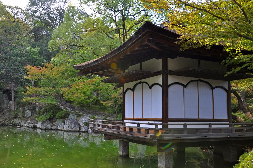 紅葉渓庭園「鳶魚閣」(2)