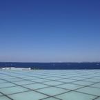 SONY DSLR-A100で撮影した風景(yokosuka ocean view2)の写真(画像)