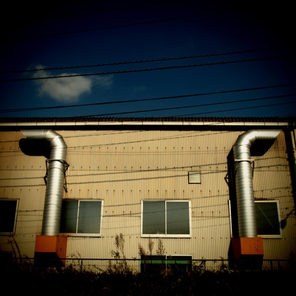 Designer's chimney