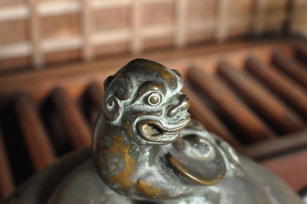 お寺の小物