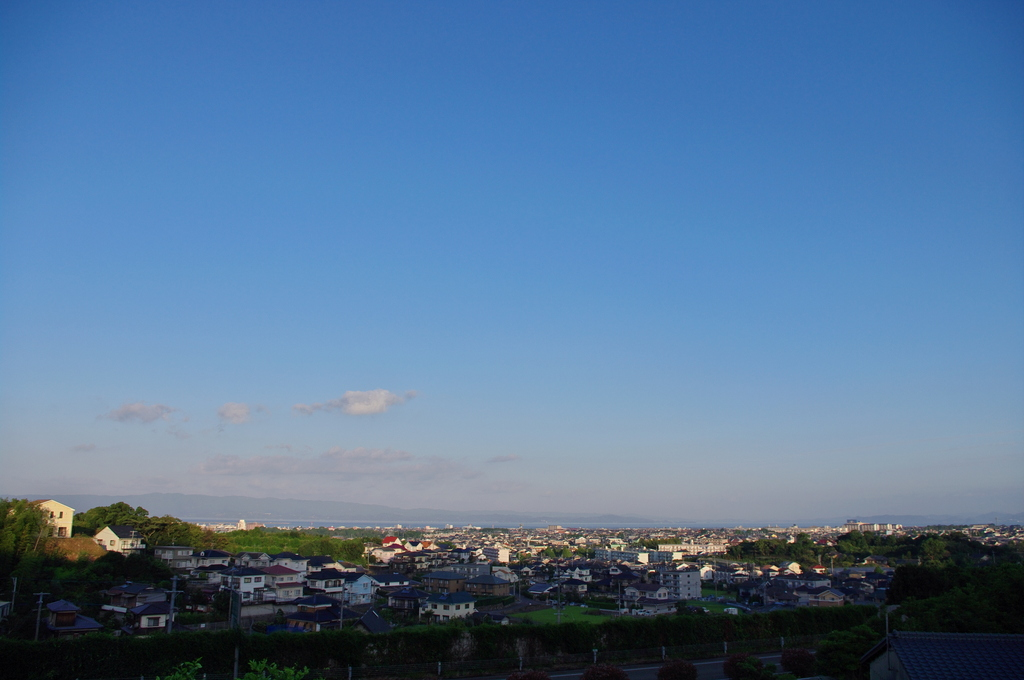 ある街の朝