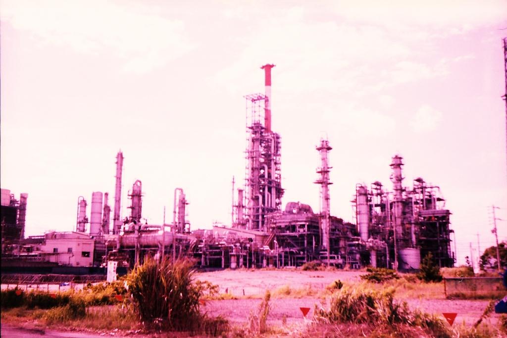 工場  クロスプロセス