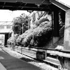 東松原駅上りホーム