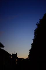 秋の夕暮れその3