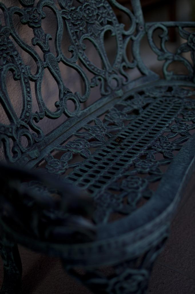 小さいベンチ