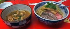 ピロピロつけ麺 大盛