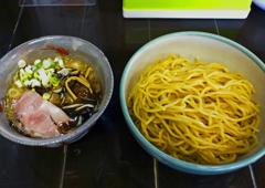 風来堂 味噌つけ麺