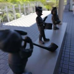 横浜 人形の家 オブジェ