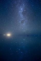 ウユニの星