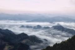 高千穂の雲海