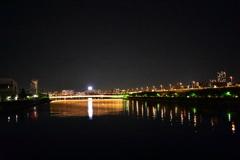 言問橋から桜橋