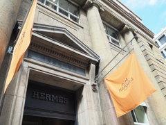 HERMES in 神戸