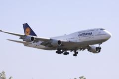 ルフトハンザドイツ航空 16R
