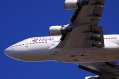 タイ国際航空 アップで