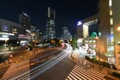 桜木町駅前歩道橋