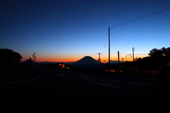 蝦夷富士の美