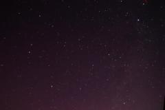 家の庭からの夜空撮影♪ その2