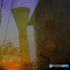 黄昏の給水塔 1
