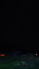 暗闇だから見えた星