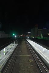 LUMIXと夜散歩