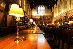 Canteen in University of Oxford - Oxford