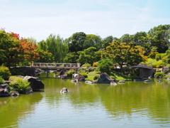 日本庭園  壱