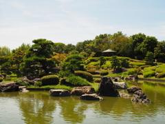 日本庭園  二