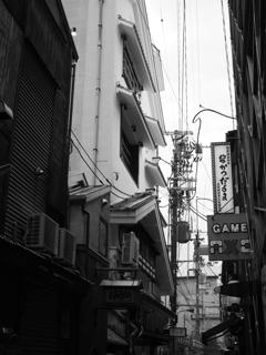 或る風景  〜千日前商店街〜
