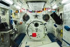 宇宙ステーション日本基地の一部