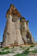 Kapadokya 05 妖精の煙突