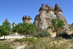 Kapadokya 07 妖精の煙突