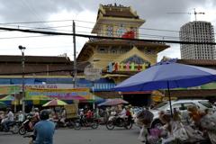 Hồ Chí Minh 05 ビンタイ市場