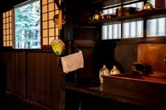 吉野家 台所