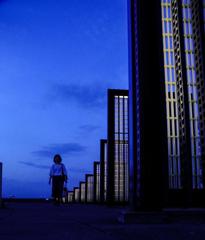 とある横浜。