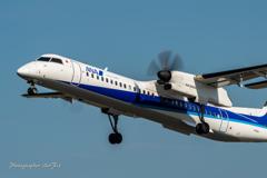 NH/ANA DHC-8-402Q Dash 8 JA846A