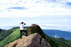 登山 思想視線