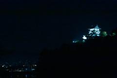 標準レンズの限界、犬山城