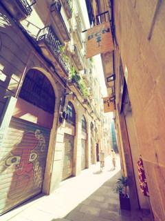 ストリート・バルセロナ