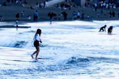 波の数だけ抱きしめて