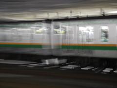 まだ上野東京ラインになる前 その2