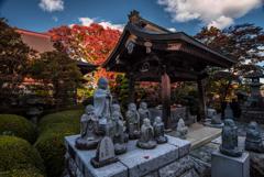 永源寺② ちょっと騒々しいお寺をアートに
