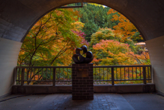 日本三名瀑 袋田の滝 恋人の聖地