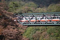 箱根登山鉄道出山鉄橋