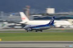 ANAウイングス Boeing 737-54K