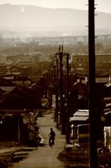 奈良盆地-山の辺の道